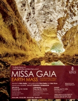 Missa Gaia 8.5X11 GOOD