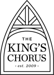 Kings Chorus logo black