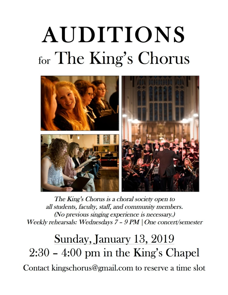king's chorus audition poster 2019 (1)